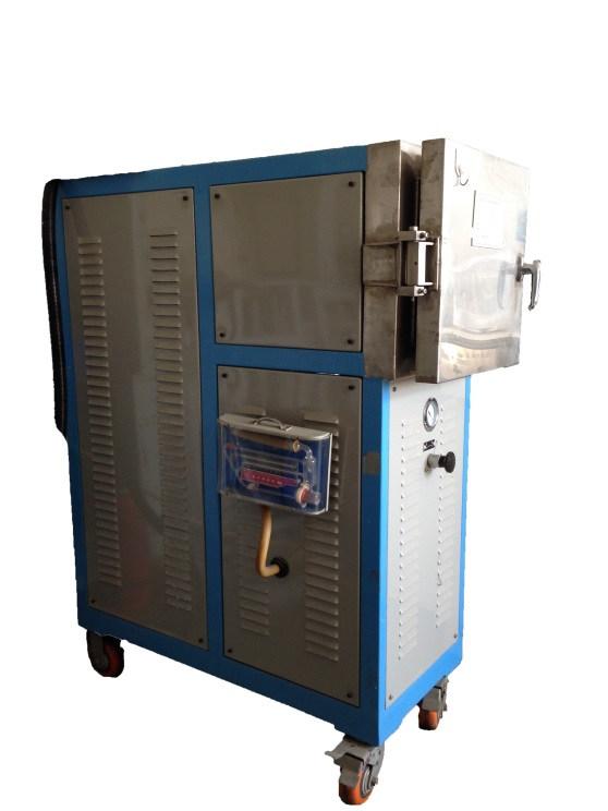 DHDZF3型高真空动态干燥-固相增黏一体机